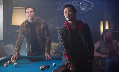 The Tomorrow People Review: Sacrifice Runs in the Family