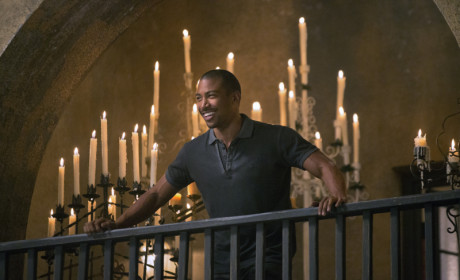 Charles Michael Davis Dishes on The Originals Return, An Unholy Alliance & More