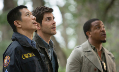 NBC Renews Grimm, Chicago Fire and Chicago PD