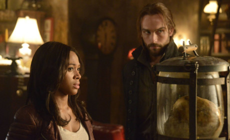 Sleepy Hollow Review: The Regulars are Coming!
