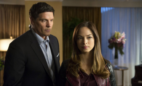 Paul Johansson on Beauty and the Beast