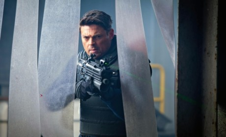 Almost Human Q&A: Karl Urban on His Damaged Detective, Film vs. Television and More