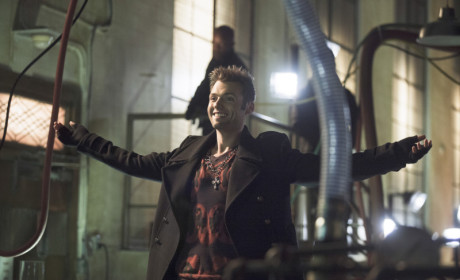 Arrow Picture Preview: Count On It!