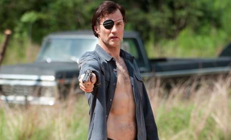Governor with a Gun