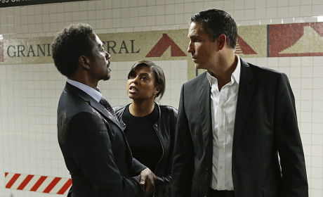 Person of Interest Post-Mortem: Bosses Explain Shocking Kiss, Character Death