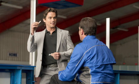 White Collar Review: Out in the Cold