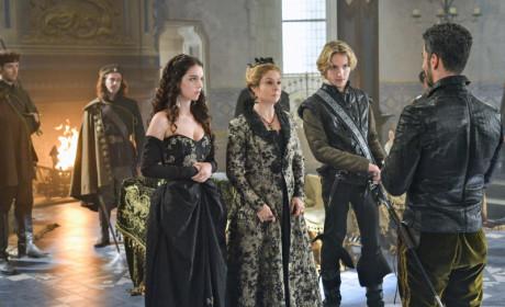 Reign: Watch Season 1 Episode 7 Online