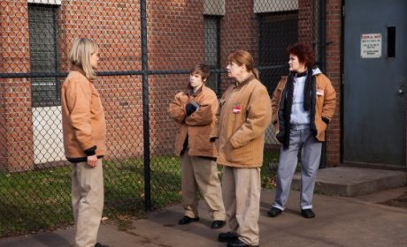 Orange is the New Black Review: Chasing the Chicken