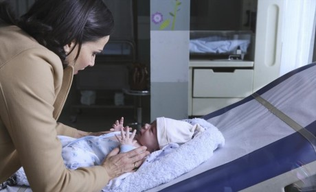 Once Upon a Time Photos: Baby on Board
