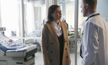Regina & Dr. Whale