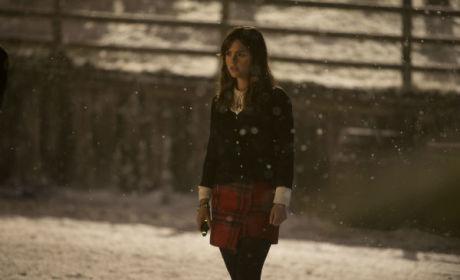 Clara Looks Lost