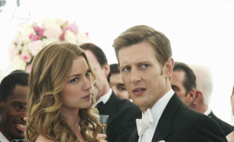 "Revenge Spoilers: Gabriel Mann and Barry Sloane on Going ""Off The Rails"""