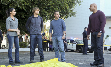 NCIS: Los Angeles Review: Three Blind Mice and a Sniper