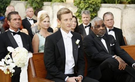 Nolan Looks Handsome