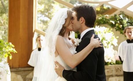 Their First Kiss