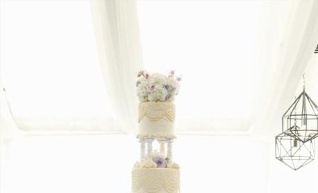 An Amazing Wedding Cake