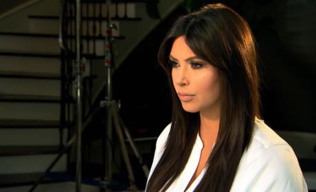 An Intense Kardashian