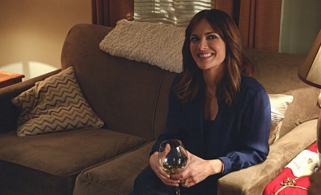Rebecca Budig on Blue Bloods