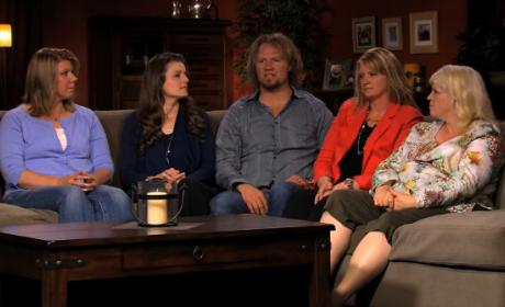 Sister Wives: Watch Season 4 Episode 13 Online