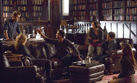 The Vampire Diaries Turns 100: Cheers to Katherine?