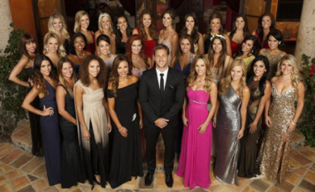 Juan Pablo and the Ladies