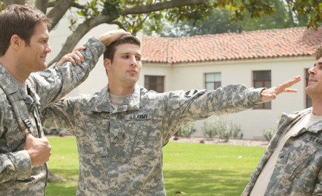 Fox Cancels Enlisted, Dads and Surviving Jack