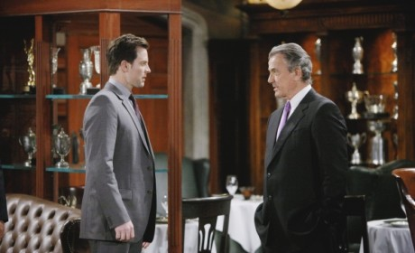 Young and the Restless Drama: Eric Braeden Defends Himself, Lashes Out at Michael Muhney