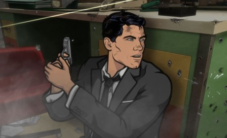 Sterling Archer Pic