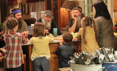 The Duck Dynasty Crew