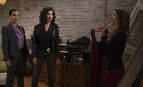 Brooklyn Nine-Nine Review: The Ebony Falcon Soars Again