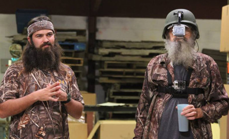 Duck Dynasty Recap: For His Eyes Only