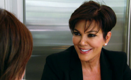 Keeping Up with the Kardashians Rekap: Cleaning Out the Darkness