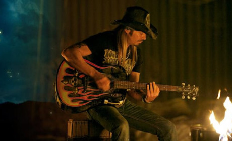 Bret Michaels on Revolution