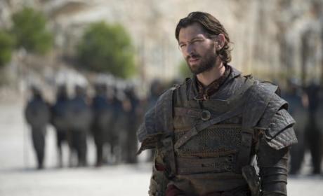 Michael Huisman on Game of Thrones