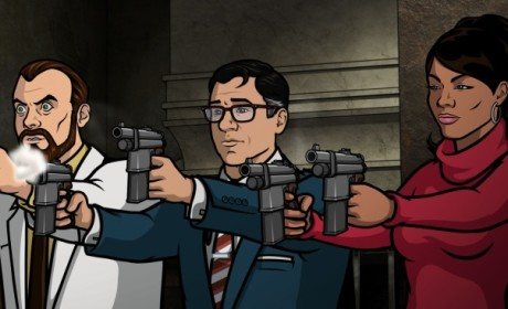 Archer: Watch Season 5 Episode 4 Online
