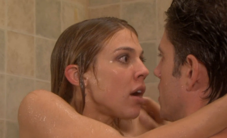Did you want Sami to catch EJ and Abby in the shower?
