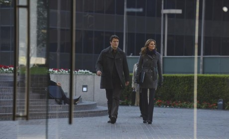 Castle Photo Preview: One Murder, Multiple Killers?