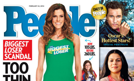 "Rachel Frederickson Covers People, Insists She's ""Very Healthy"""