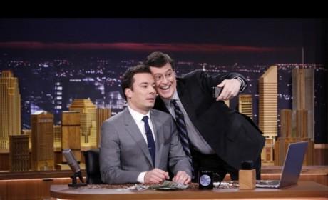 Stephen Colbert on The Tonight Show