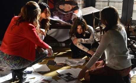 Pretty Little Liars Review: Undoing EzrA