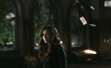 Nina Dobrev as Katherine
