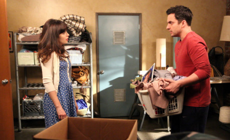 New Girl Review: Snore-a Ephron