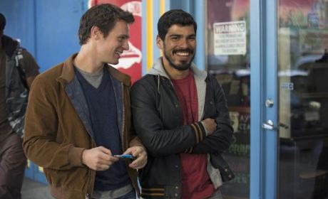 Raúl Castillo as Richie on Looking