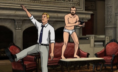 Archer: Watch Season 5 Episode 5 Online