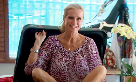 Kim Richards: All Packed!