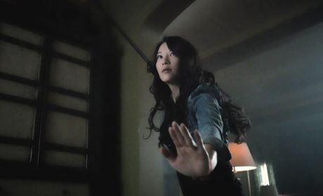 Kira Shows her Skills