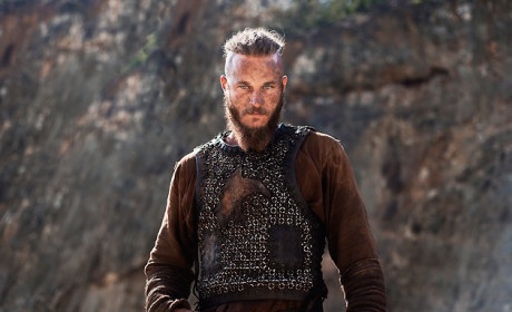 Characters from Vikings Season 2