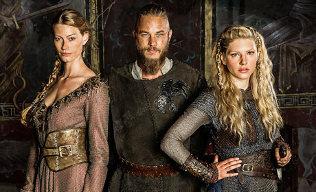 Vikings: Renewed for Season 4!