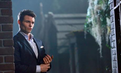 Elijah in His Suit