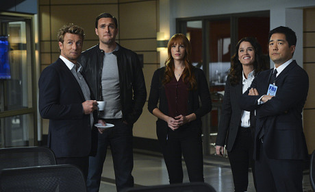 The Mentalist Picture Preview: The Gang's All Here